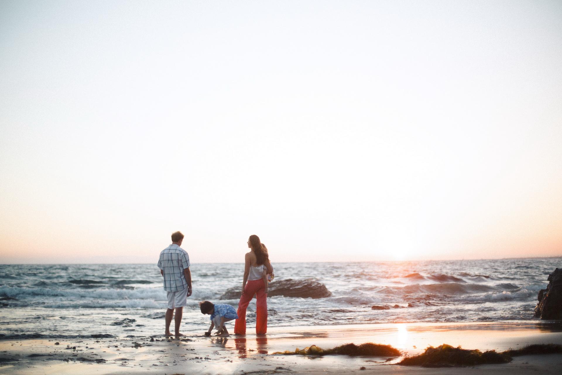 Crystal Cove Beach | Family Photographer
