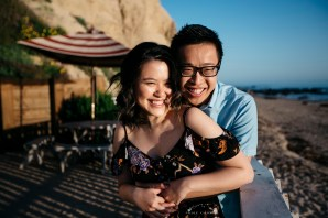 laguna beach engagement photos crystal cove photographer nicole caldwell 24