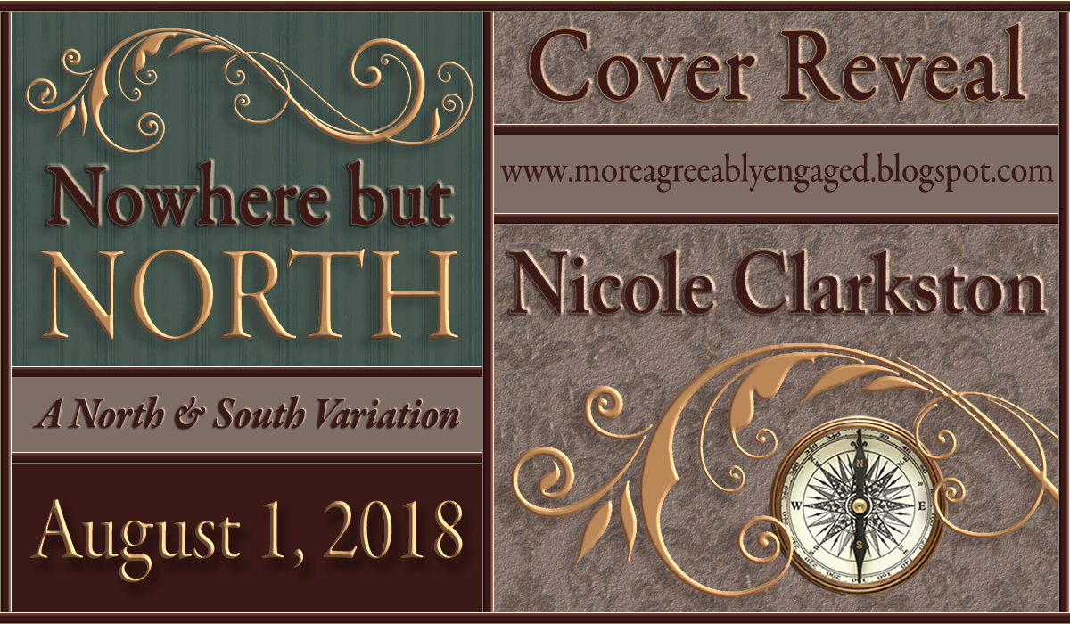 Cover Reveal and Excerpt from Nowhere But North!