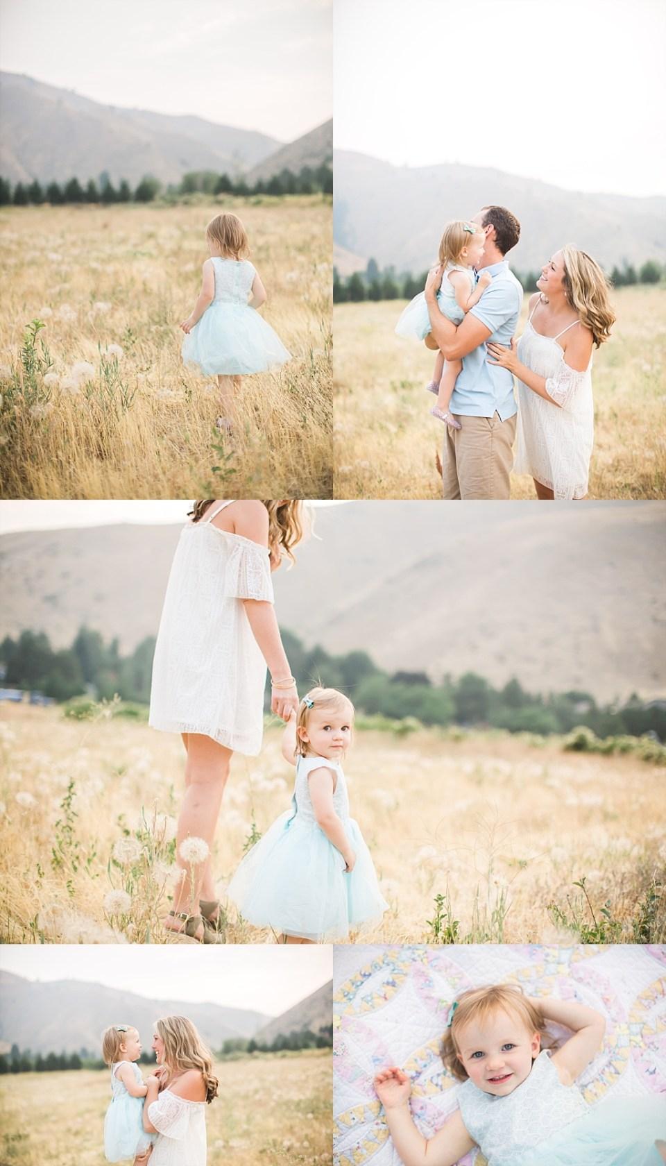 family photos in wenatchee