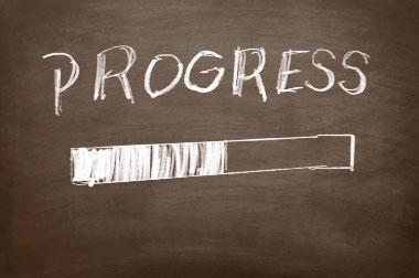 January: Looking Hard for Progress