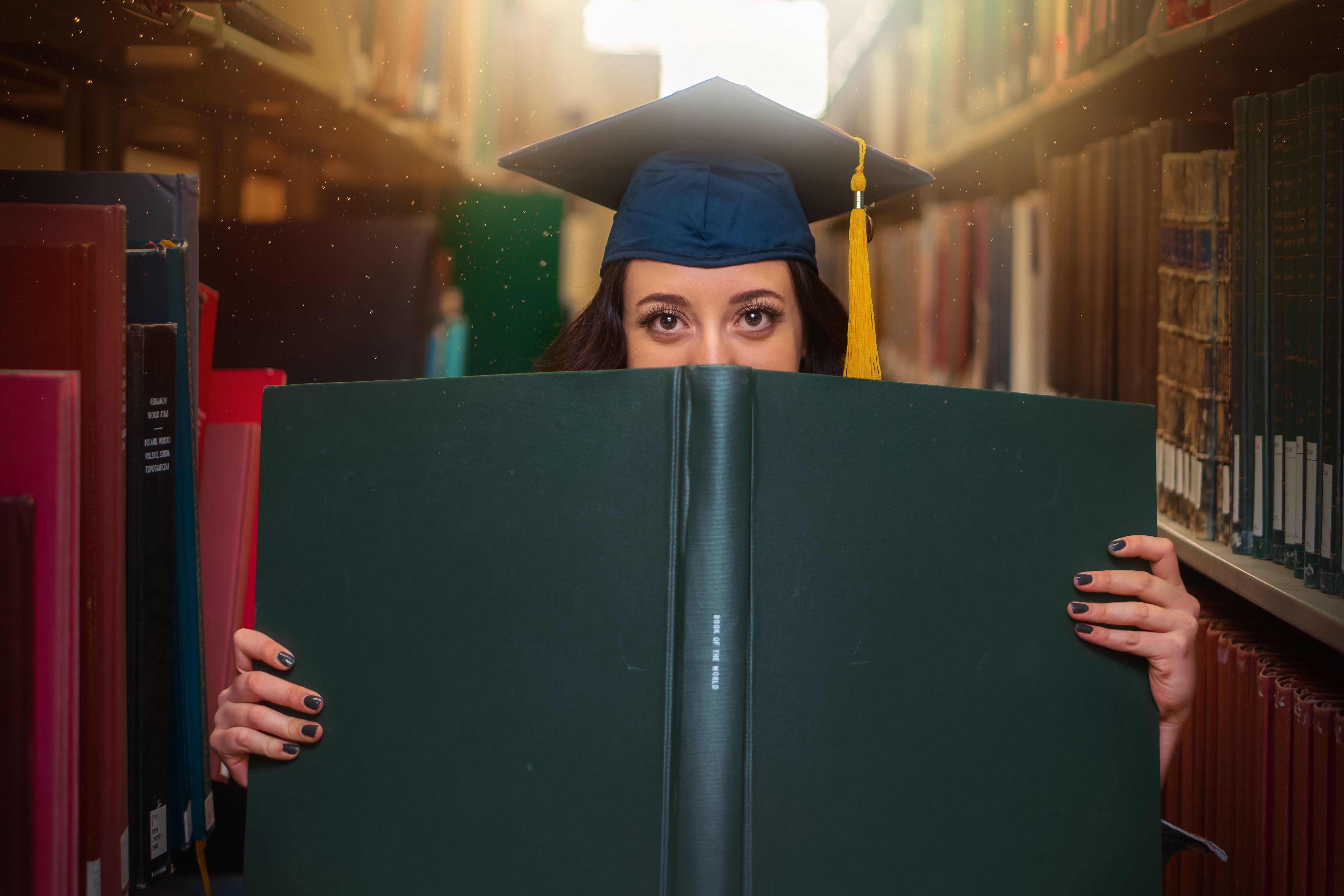 My Very Own 'Grad School Uncovered'