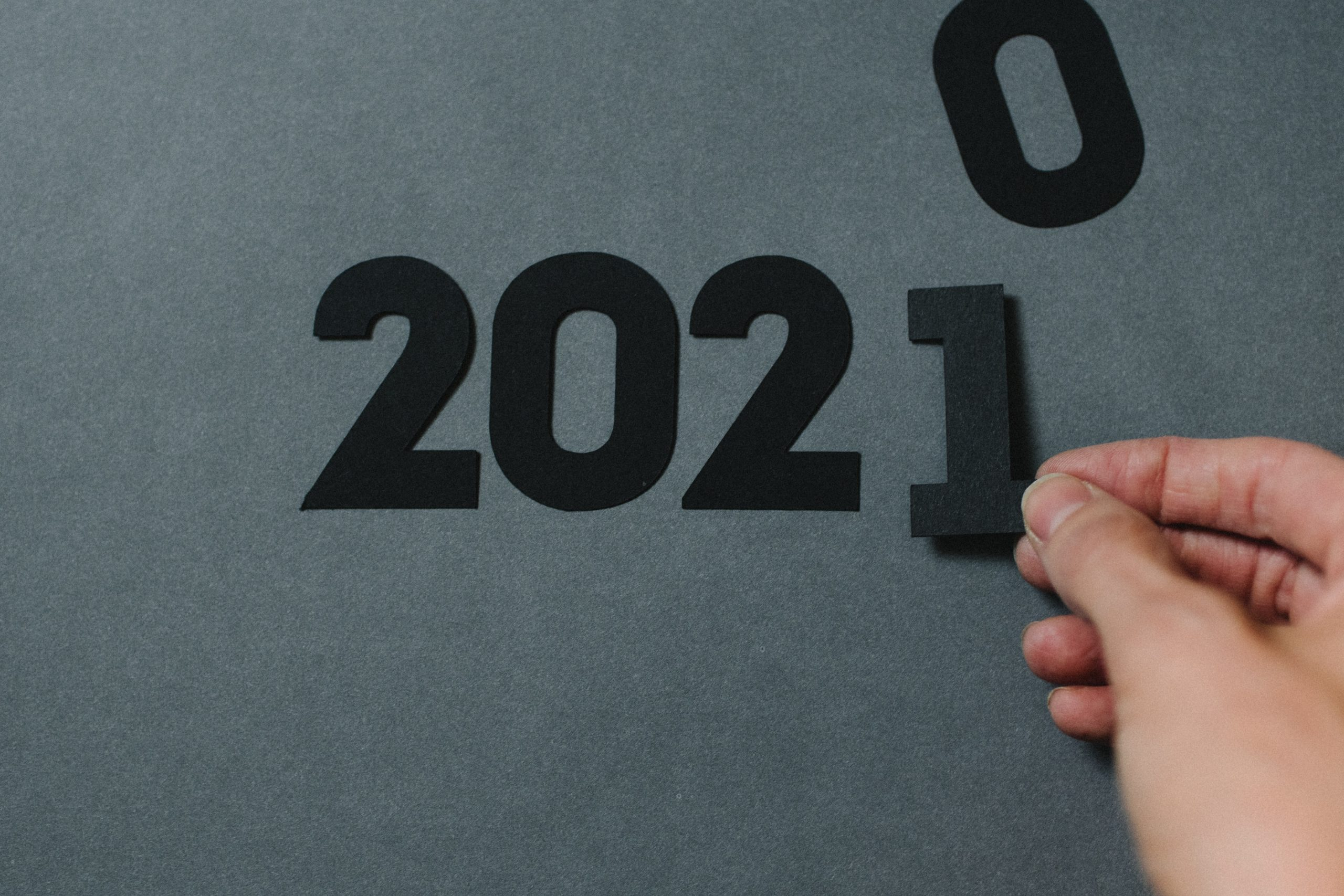 A few plans for 2021