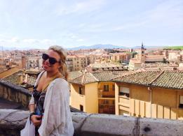 The beautiful Segovia!