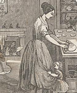 19th century woman