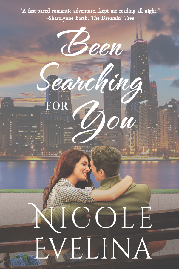 Been Searching for You eBook Cover Large