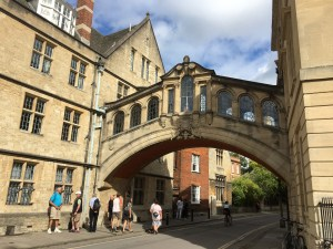 The Bridge of Sighs aka Hertford Bridge
