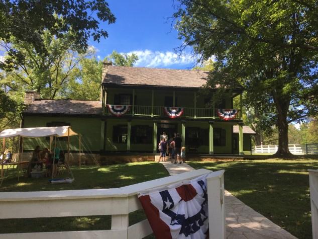 Grant's home, White Haven