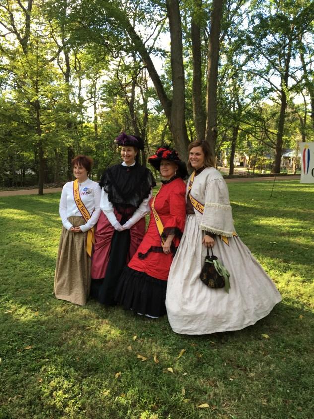 Suffragists!