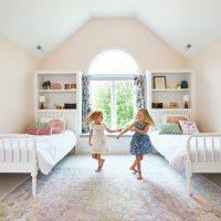 Whimsical Girls' Bedroom Reveal