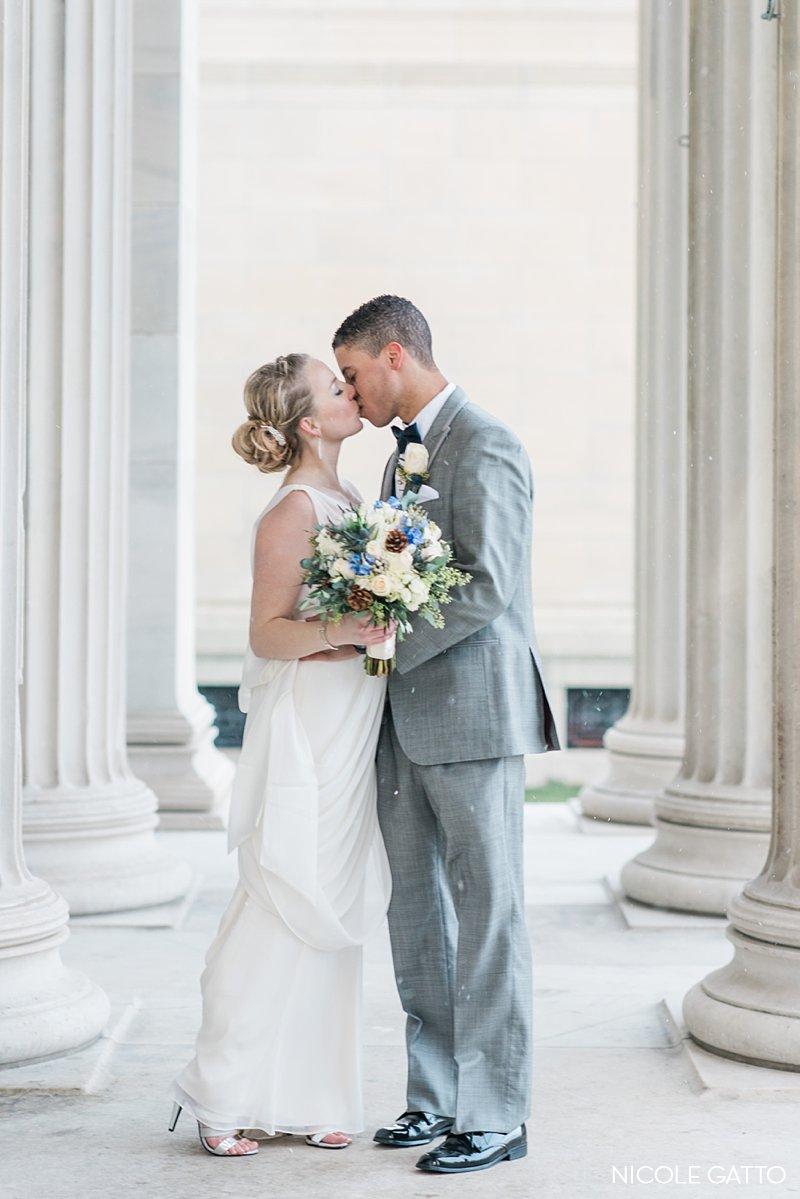 Pearl Street at the Webb Wedding  Wedding Photographers Buffalo NY  Nicole Gatto Photography