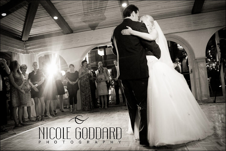 First Dance to Bruce Springsteen