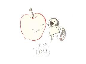 I Pick You!