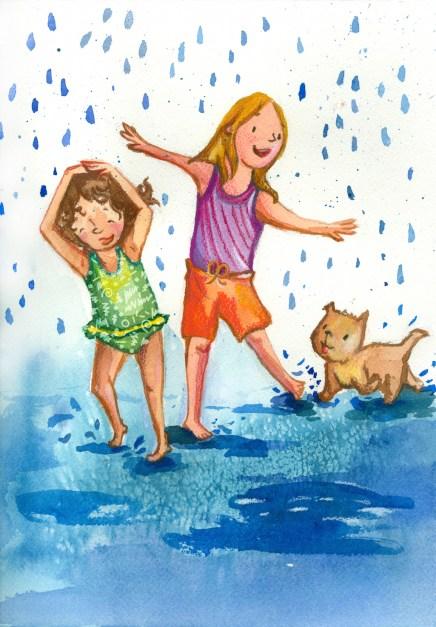 Summer Rain (c) 2016