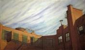 Tribeca Courtyard, 1997