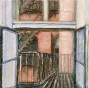 Looking Out II, 2000
