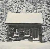 Babson Creek Cabin, Somesville Maine, 2009