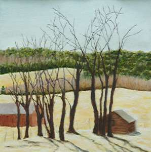 Study, for Early Spring, 2009