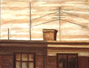 Sun on Roof, 1996