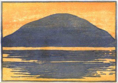 Sun on Eagle Lake