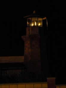 The Light House at Faros Beach