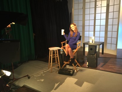 Joining news friends (and new friends!) all over the country for my satellite media tour