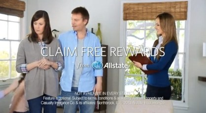 My ad for Allstate