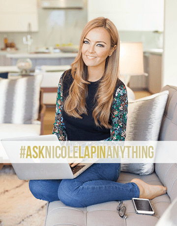 Ask Nicole Lapin Anything