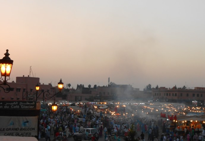 The Great Moroccan Debate: Marrakech or Fes?