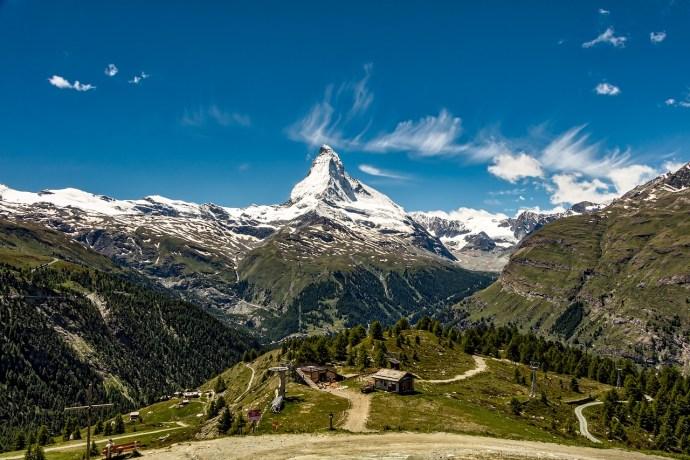 natural wonders of europe matterhorn
