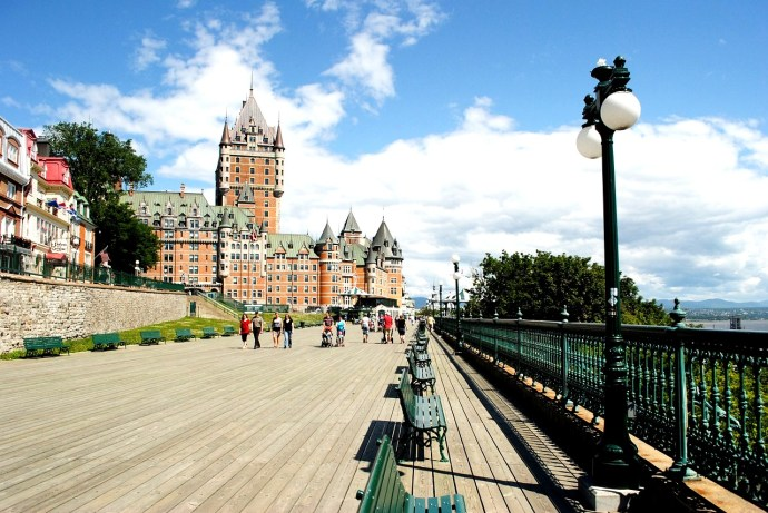 sexiest places in quebec