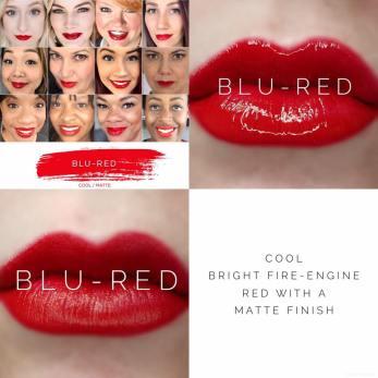 Blu Red LipSense 2 Looks