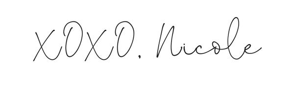 XOXO, Nicole