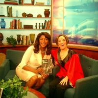 Poetry book Naked Desires by Nicole Luongo. As Seen on NBC6 with Trina Robinson.