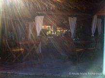Beach restaurant and bar