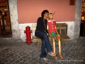 I love Pinocchio