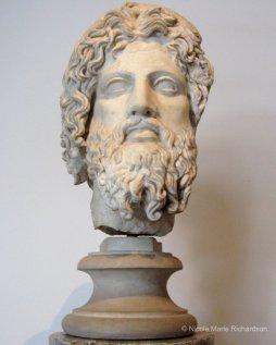 Roman head