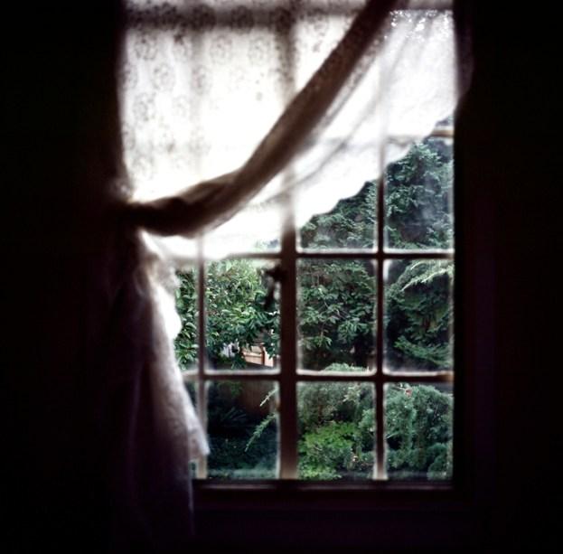 A's window