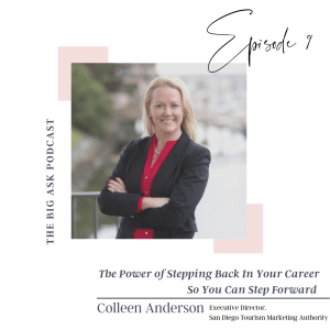 Colleen Anderson Podcast cover image