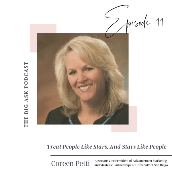 Coreen Petti Podcast cover image