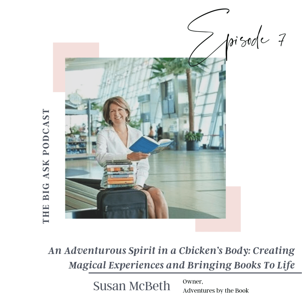 Susan McBeth Podcast cover image