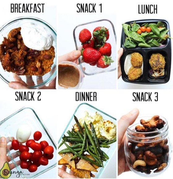 6 Frequent Meals