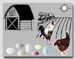 interactive eggs