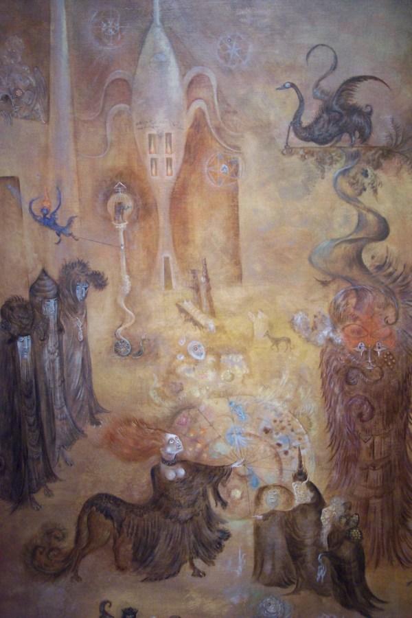Visit Lacma In Wonderland Surrealist Adventures