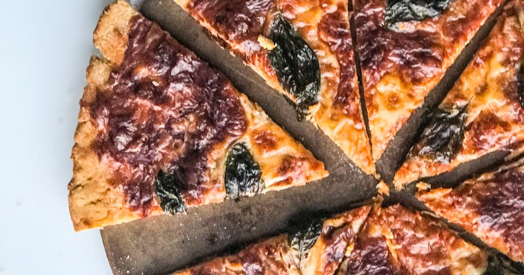 Simple Gluten-Free Pizza Crust
