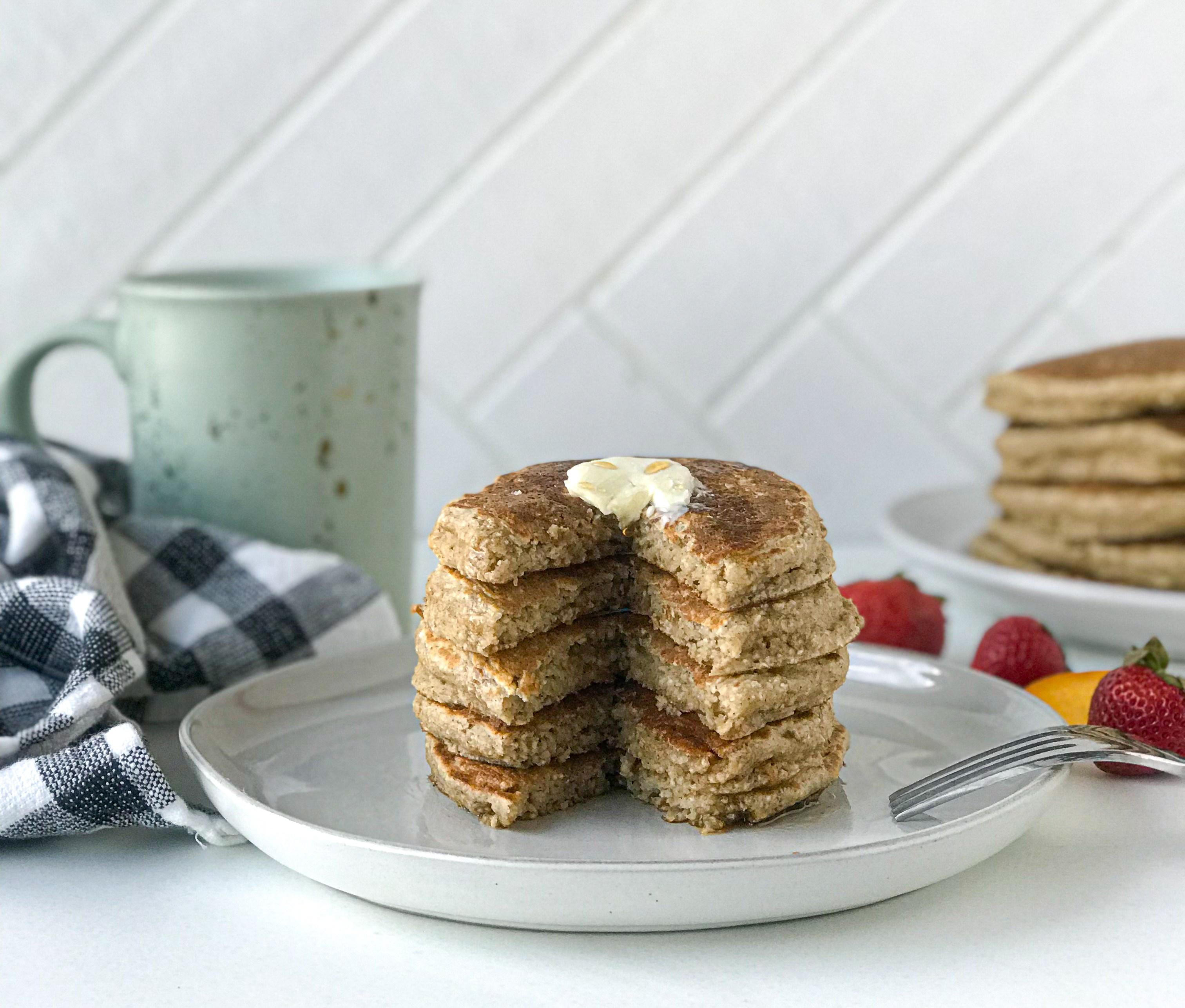 Yummy Gluten-Free Buttermilk Pancakes