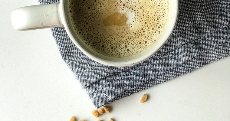 Sweet Toffee Coffee