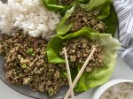 Thai Chicken Larb Gai