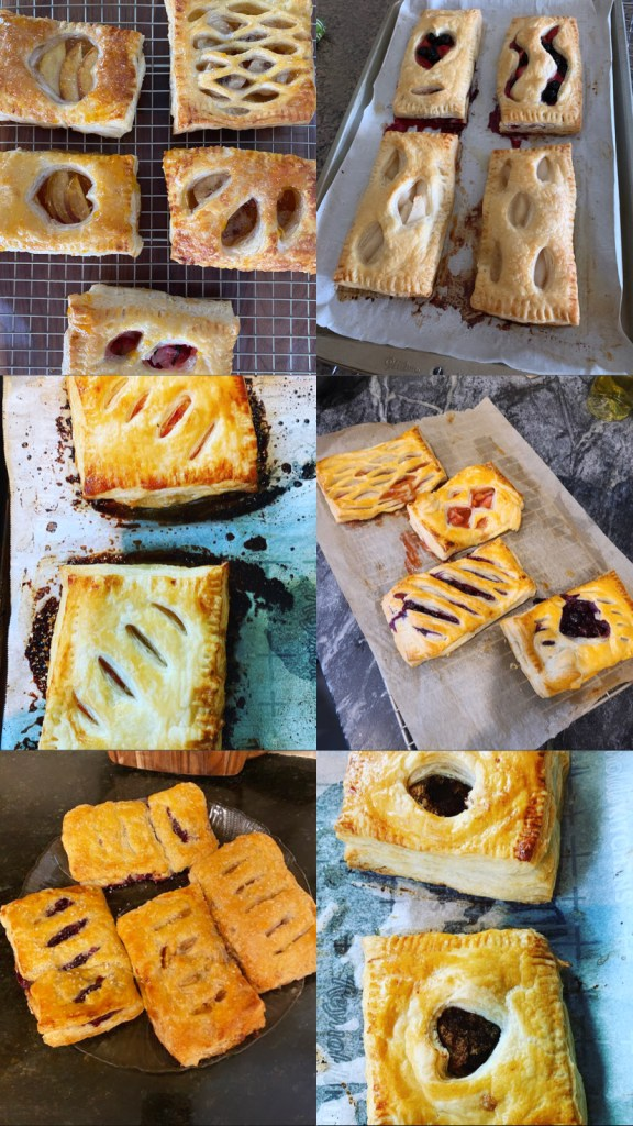 "Homemade Puff Pastry Fruit ""Pop Tarts"" (Two Day Session)"