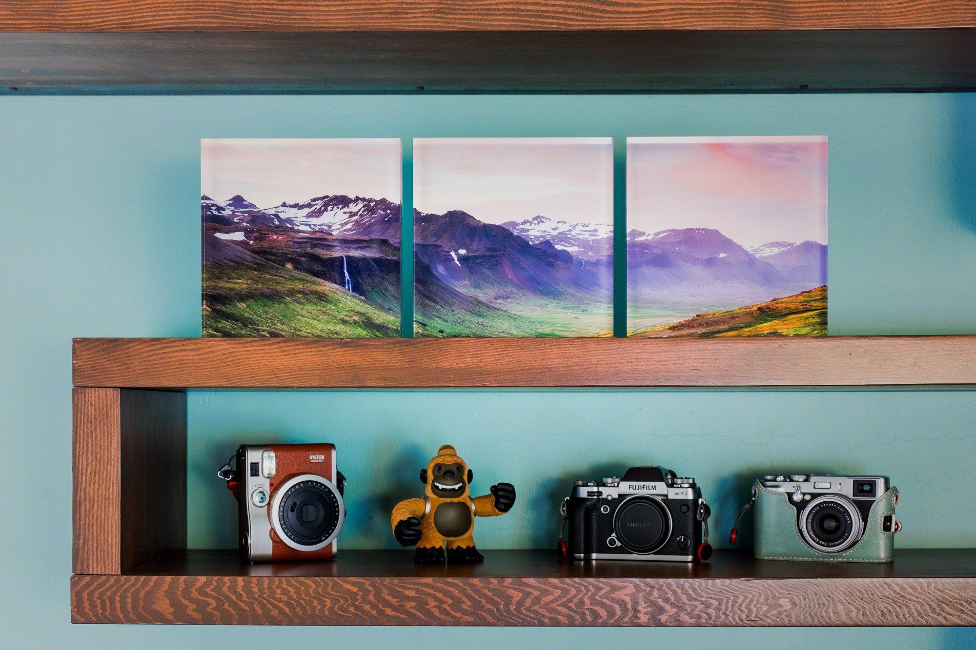 Review: Bumblejax Acrylic Block Prints — Nicolesy